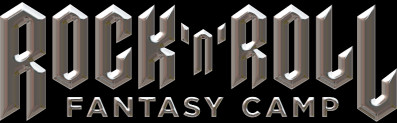 rock and roll fantasy camp logo